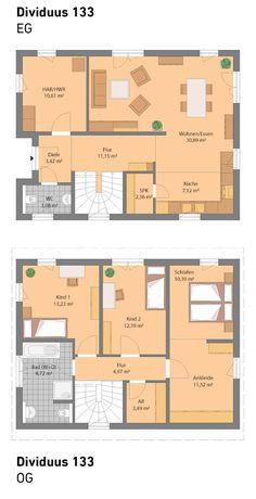 Spektral-Haus Dividuus 133  All unsere Häuser sind optional auch mit Keller möglich. Preise findet Ihr auf unserer Homepage.