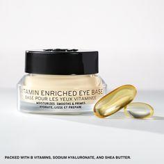 Vitamin Enriched Eye Base | Bobbi Brown Cosmetics Dark Circles Treatment, Hydrating Eye Cream, Butter Ingredients, Eye Base, Oily Skin Care, Eye Primer, Concealer, Shea Butter, Sephora