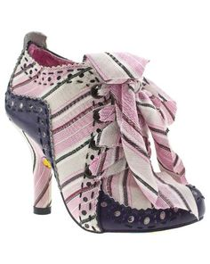 irregular choice shoes - simply ace