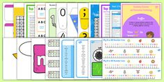 Classroom Essentials for Year 2 Resource Pack Twinkl