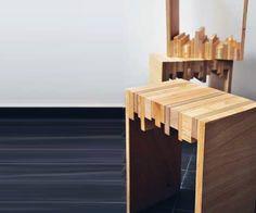 Mens Cheap Man Cave Furniture Wood Block Table Design Ideas