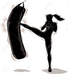Kickboxing Stock Photos Images, Royalty Free Kickboxing Images And ...