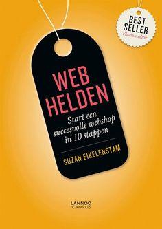 Webhelden  Bestseller in e-commerce nu gericht op Vlaanderen Het commerciële landschap in België is de laatste jaren grondig hertekend onder invloed van alles wat digitaal is. Jong en oud kopen vandaag net zo graag online als in een fysieke winkel. Voor ondernemers is het belangrijk mee te zijn in die evolutie: wie online niet bestaat bestaat nergens. In Webhelden vind je een onmiddellijk toepasbaar tienstappenplan waarmee je een succesvolle webwinkel uitbouwt. Gebaseerd op jarenlange…