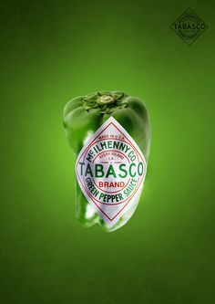 Tabasco Advertising on Behance