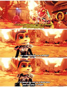 Ratchet has the best lines.
