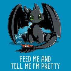 *feeds* You are fing adorable