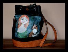 #idyll #malowane #torebki  #handpainted #handbags #trendy