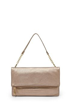Turn heads as you accessorize your outfit with this beautiful, metallic Fossil clutch. Pair with a cute outfit in the evening for the perfect accessory! Foldover Metallic Clutch by Fossil. Bags - Clutches Omaha, Nebraska