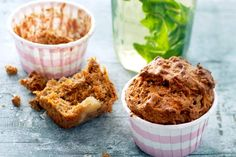 Verantwoord snacken bestaat: deze muffins zijn het (lekkere) bewijs! - Recept - Allerhande