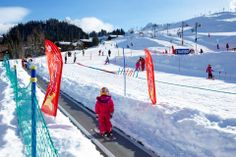 #Children, #snow, #ski, #Courchevel, #safechildrenski, @Leo Trippi