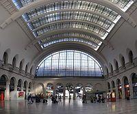 Gare de Paris-Est 파리 동역
