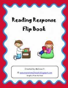 This reading response booklet is a great way to have your students interact with a text. This book focuses on character development, story elements...