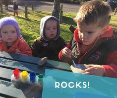 """Monday 29th May For today's adventure we took part in """"Rangiora Rocks"""". The idea of this is for the local community to get creative by painting rocks! Then you can hide/gift your …"""