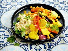 Tagine on sekä marokkolainen padassa valmistettu ruoka että padan nimi.