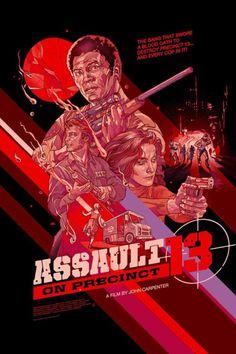 Assault On Precinct 13 by Martin Ansin http://ift.tt/2se8l6D