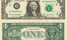 El billete de dolár de los Estados Unidos está lleno de simbolismos. ¿Tiene en realidad significados ocultos?