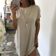 P.S. I Love You More Boutique | Be Free Tunic | Trendsetting Women's Fashion Boutique