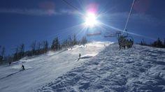 Traumhafte Wetterbedingungen am Ötscher sorgen für Fahrspaß der Extraklasse (c) Ötscherlift Gesellschaft m.b.H. Austria, Mountains, Winter, Nature, Travel, Outdoor, Ski Resorts, Ski, Paisajes