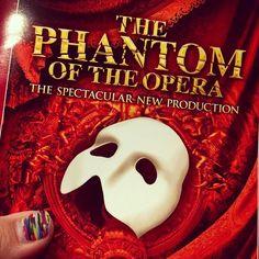 Me & my 25 day old Jams are seeing Phantom tonight! #phantomoftheopera #asu #gammage #broadwayacrossamerica #musical #jamberry