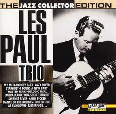 Les Paul Trio, The Jazz Collector Edition, Laserlight Digital