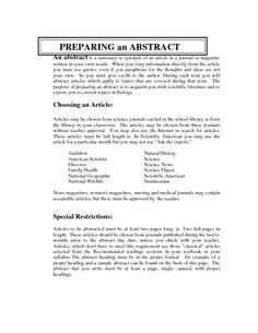 apa essay layout example
