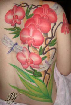 Dave Lukeson tattoo, Trilogy Tattoo Co.  Visit online @ http://trilogytattooco.com