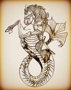 skeleton tattoo | Tumblr