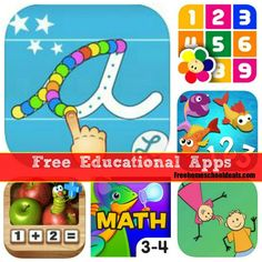 Free Educational Apps for Kids for iPhone and Android! apps Free Educational Apps for Kids for iPhone and Android Educational Apps For Kids, Educational Websites, Tablet Android, Android Apps, Android Technology, Android Box, Free Android, Teaching Kids, Kids Learning