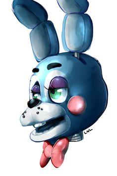 Bonnie Bonnie! Five nights at Freddy's 2