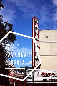 10 Things to do in Savannah, Georgia. Check it out at www.thecountryjumper.com