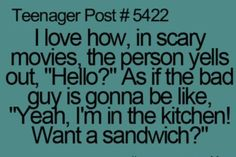 I have pb&j or ham & cheese