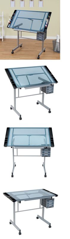 Architectural Drawing Board drawing boards and tables 183083: glass top drafting drawing table