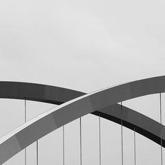 X #architecture #bridge #expo #expo2015 #bw #minimal #minimalism #ig_minimalist #jj_geometry by samskeyti79
