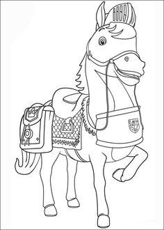 Mike de Ridder Kleurplaten voor kinderen. Kleurplaat en afdrukken tekenen nº 5