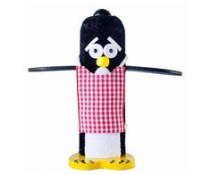penguin doll animals penguin gift Stuffed Penguin by MAGELLEAN