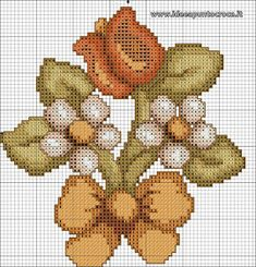 Discover recipes, home ideas, style inspiration and other ideas to try. Cross Stitch Heart, Cross Stitch Flowers, Counted Cross Stitch Patterns, Cross Stitch Designs, Cross Stitch Embroidery, Machine Embroidery, Cross Stitching, Needlework, Crafts