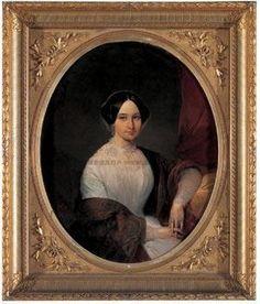 Louis Gallait, Mme de Amedee