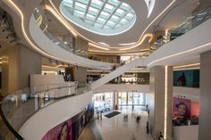 Hysan Place in Hong Kong by Benoy