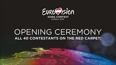 Live from the Vienna, the Opening Ceremony of the 2015 Eurovision Song Contest. Viewers from Austria, Germany and Switzerland can watch the Opening Ceremony . Conchita Wurst Eurovision, Eurovision Song Contest, Opening Ceremony, Songs, Live, Youtube, Souvenir, Vienna Sausage, Red Carpet