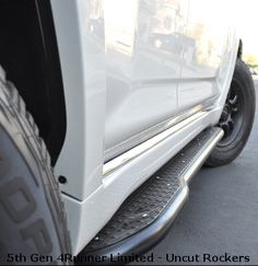 Toyota 4Runner 5th Gen Rock Sliders Rock Sliders 2834b13ab