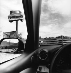America by Car, Lee Friedlander