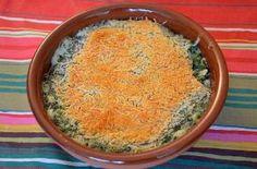 Cómo hacer crema de espinacas con piñones y pasas #recetas #verduras #hortalizas