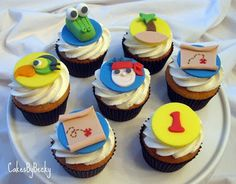 The Disney Cake Blog: Jake and the Neverland Pirates Cupcakes