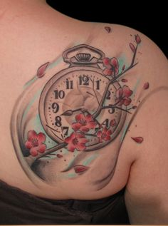 I Have A Thing For Clocks & I Wanna Incorporate Clocks & Owls lol