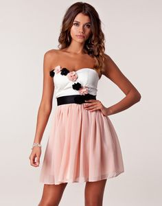 shop for Women  Flower Pattern Plunging Tube Top Bridesmaid Dress and more for everyday cheap prices at Lalalilo.com - Your Online Womens Clothes Store