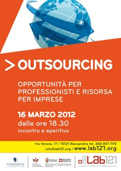 OUTSOURCING - marzo 2012