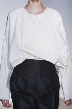 Ter et Bantine 2014 simplicity, minimal, minimalism, fashion, design, garment, clothing