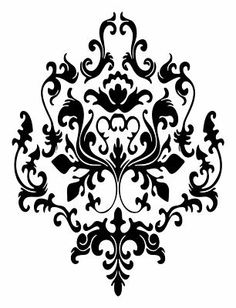 86 best decals images wall decals diy ideas for home house 1970 Chevelle Lowering Kit baroque pattern baroque design wall stickers home