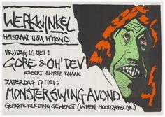 Monster Swingavond