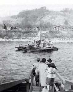 Überfuhr Kalvarienberg Graz 1950 Alter, Austria, Vintage, Graz, Old Pictures, Primitive